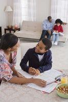 Importancia de la participación de los padres en las actividades escolares