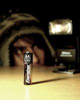 Cuál es el voltaje de la batería del AA?