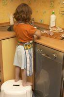 La importancia de cocinar con los niños