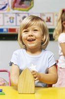 Actividades para niños en edad preescolar de enseñanza sobre las drogas
