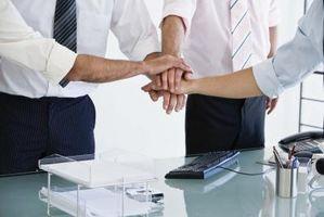 Cómo administrar Alto Nivel Relaciones Profesionales