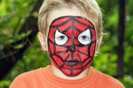 Juegos de Spiderman para los 5 años de