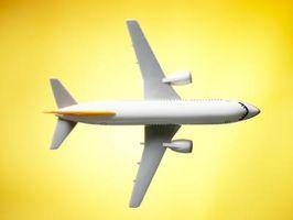 Cómo arreglar un avión GeoTrax Roto
