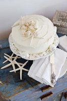 Ideas tarta de boda fuera