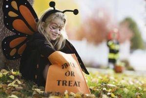 Regalos Noncandy de los niños para Halloween