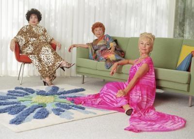 Herramientas de mano para hacer alfombras