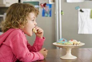 Cómo satisfacer necesidades calóricas del niño