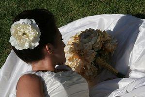 Viejos estilos de pelo de la boda de moda