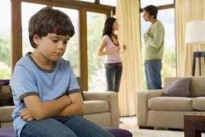 Cómo criar a un niño de un hogar roto