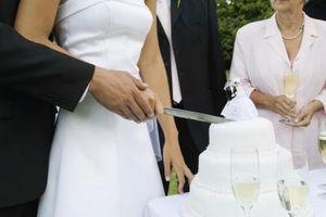 La mayoría de los Primeros de la torta de boda populares