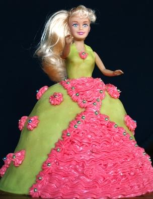 Cómo identificar la edad de una Barbie