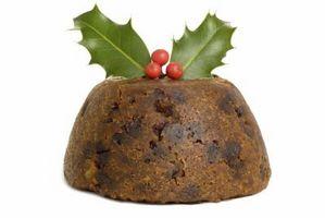 Cómo cocinar Christmas Pudding en ollas a presión