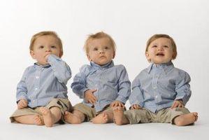 Como mejores tríos de los padres y sus hermanos mayores
