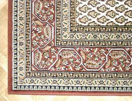 Sobre la alfombra Relleno