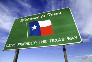Costumbres de la boda de Texas