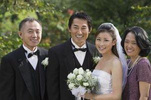 Regalos de boda para las mamás y papás