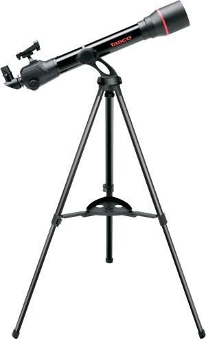 Cómo alinear un telescopio reflector