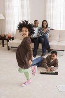 Cómo criar una familia con valores y rutinas