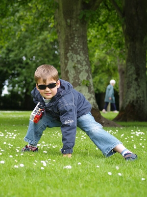 Después de la escuela al aire libre Juegos de Aprendizaje para Niños
